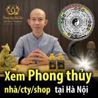 Xem Phong thủy nhà/cty/shop tại Hà Nội