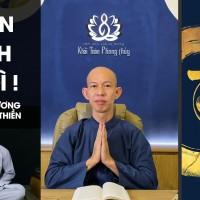 Thiền định là gì - thiền định khai mở trí tuệ